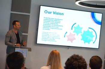 Dan Botterill, Ditto Sustainability CEO