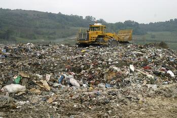 The winners will be the landfill and incinerator operators