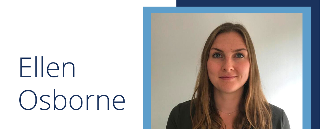 Meet our team: Ellen Osborne, Senior Sustainability Consultant