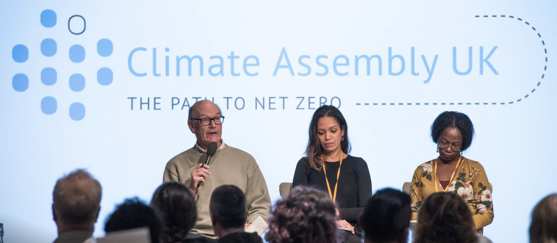 Assembly members put expert speakers through their paces at first weekend of Climate Assembly UK