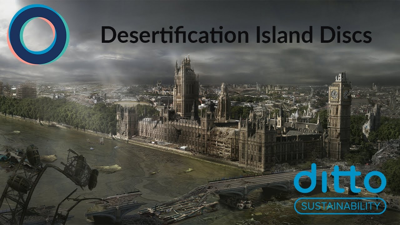 Desertification Island Discs with Katie Leggett