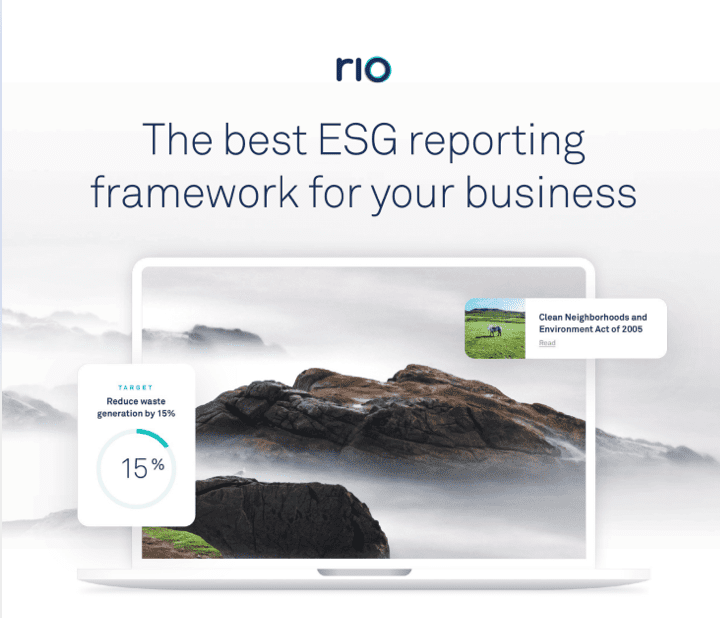 Your guide to ESG reporting frameworks